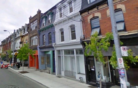 Little Portugal (Photo courtesy of www.torontozones.com)